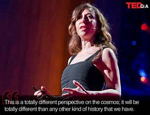 The lyricism of science: Q&A with Janna Levin | TED Blog