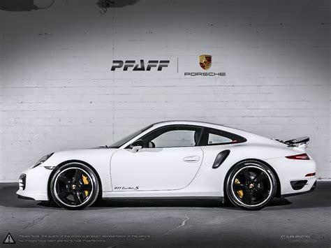 Porsche 911 Turbo S Pfaff Exclusive Edition For Sale In