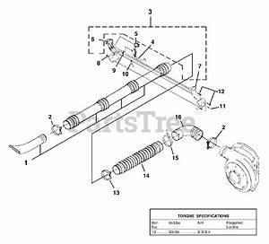 32 Homelite Blower Parts Diagram