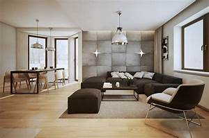 three, homes, with, simple, decor, and, neutral, color, palettes