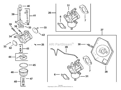 27 Hp Kohler Engine Diagram by Kohler Ch11 1624 Ortas 11 Hp 8 2 Kw Parts Diagram For