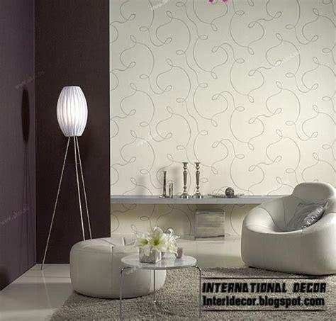 Living Room Modern Wallpaper by Interior Design 2014 Modern Living Room Wallpaper Design