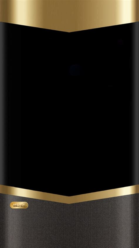 Gold Phone Backgrounds by Black And Gold Wallpaper Chrome Textured Steel Suede