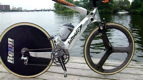 softride fast tt triathlon bicycle rolando amorim youtube