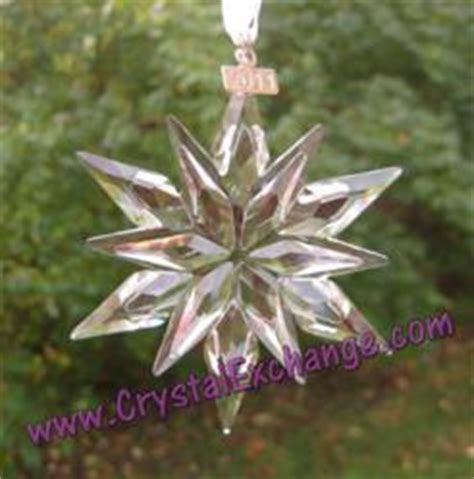 swarovski christmas ornament 2011 swarovski cuff earrings