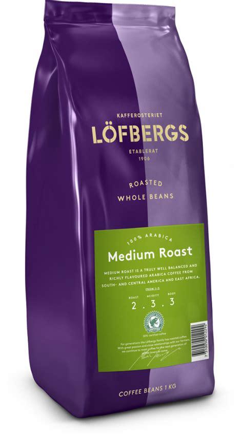 Kafijas pupiņas | Löfbergs Baltic