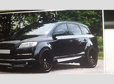 Suche Felgen für meine Kuh Audi Q7 4L