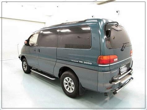 amazing mitsubishi delica 1996 mitsubishi delica l400 lwb exceed v6 gas model
