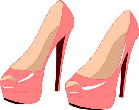 High Heel Clip Clip High Heels Clip