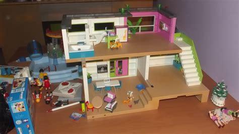 comment ranger la maison comment bien ranger sa maison moderne playmobile