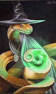 Pin by C. OA on Slytherin   Slytherin, Animals, Potter