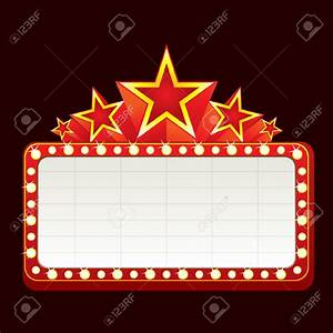 Theater cliparts for Theatre sign clipart