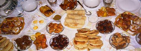 cuisine pour le ramadan recettes algériennes ramadan