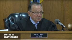 Judge Caprio's brand of justice goes viral on social media ...