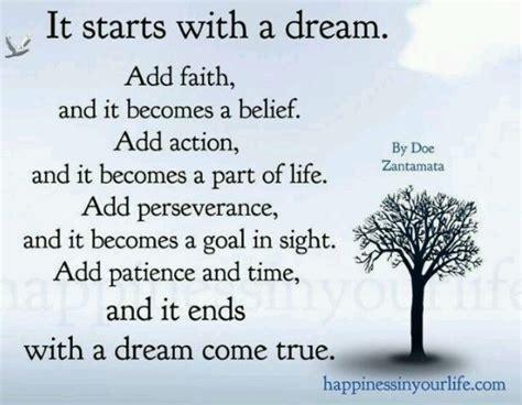 I Wish My Dream Come True Quotes