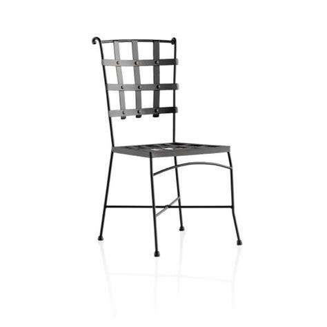 chaise en fer forgé de jardin chaise de jardin en fer forgé genova 4 pieds tables chaises et tabourets