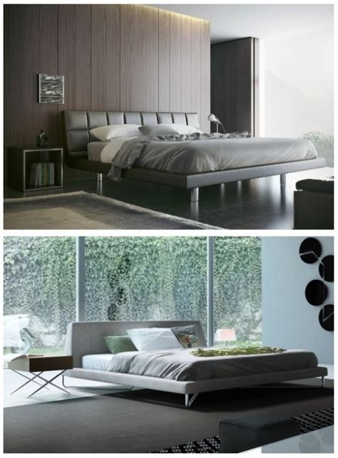Sleek Bedrooms With Cool Clean Lines by Cool Bedrooms