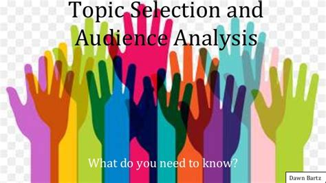 analyzing your audience before speaking