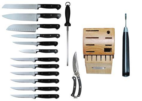 knife kitchen sets knives money cutlery block
