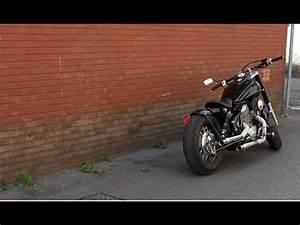 Gepäckträger Honda Shadow 750 : honda shadow ace 750 cc bobber youtube ~ Kayakingforconservation.com Haus und Dekorationen