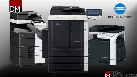 Konica minolta cihazınız için en son sürücüleri, kılavuzları ve yazılımı indirin. Minolta Bizhub C224E Printer Driver / Guangzhou Used Di All In One Scanner Machines For Konica ...