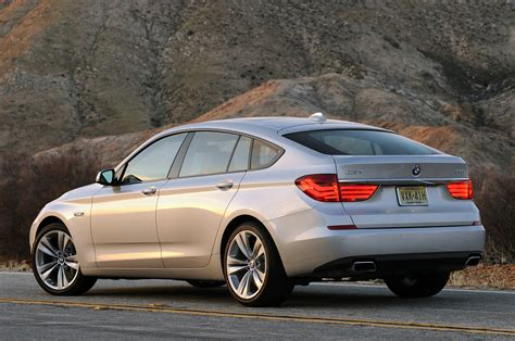 Gt 550i by Review 2010 Bmw 550i Gran Turismo Photo Gallery Autoblog