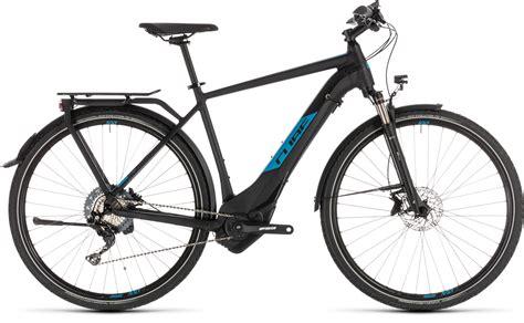 cube trekking e bike cube kathmandu hybrid exc 500 black 180 n 180 blue 2019