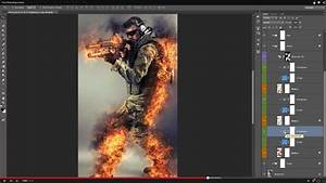 Fire Photoshop Action by sevenstyles GraphicRiver