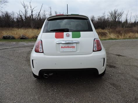Fiat 500 Turbo Automatic by 2015 Fiat 500 Turbo Review Autoguide News