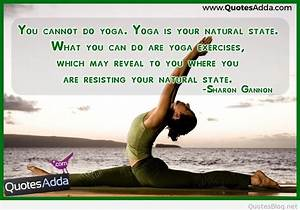 Motivational Yoga Quotes Slogans with photos wallpapers