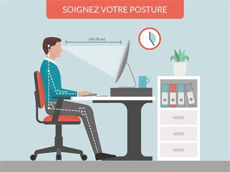 ergonomie poste de travail bureau l ergonomie du poste source de bien être au travail