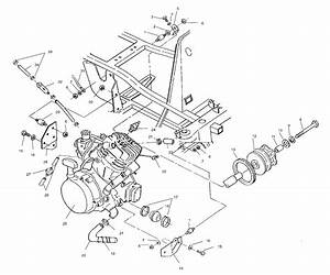 30 Polaris Trailblazer 250 Parts Diagram