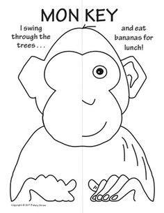 zoologico  armar dibujos de animales  colorear