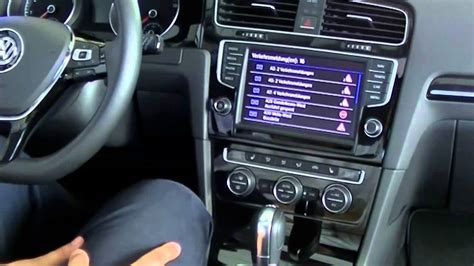 golf 7 discover pro discover pro voice traffic im golf 7