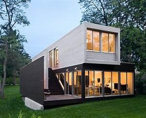 Containerhaus In Deutschland : 64 ideen zum thema modernes und g nstiges container haus ~ Michelbontemps.com Haus und Dekorationen