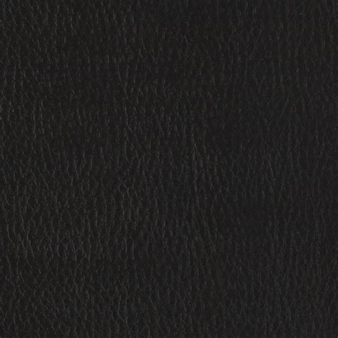 Upholstery Faux Leather by Flannel Backed Faux Leather Deluxe Black Fabric