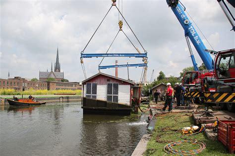 Woonboot Gezonken Woerden by Woerdense Woonboot Wordt Eindelijk Geborgen Woerden Tv