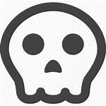 Skull Icon Fortnite Kill Pumpkin Warning Transperent