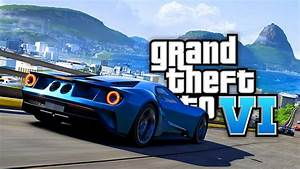 GTA 6 Official Trailer 2017 Map Graphics New Ps4/xBox/Pc ...
