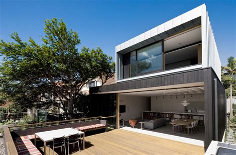 Home Plans Narrow Block