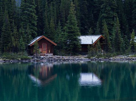 cabin by the lake cabins on the lake photograph by marwan alsaedi