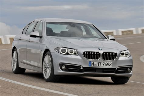 2014 Bmw 5-series Reviews And Rating