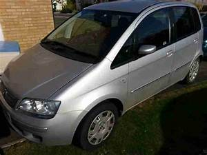 Fiat 2006 Idea Dynamic Silver Spairs Or Repairs  Car For Sale