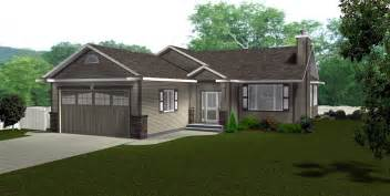 Simple Canadian House Ideas Photo by Bungalow House Plans By E Designs Page 4