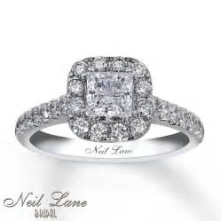 princess cut engagement rings pink princess cut wedding rings jared neil engagement ring ct tw diamonds k white