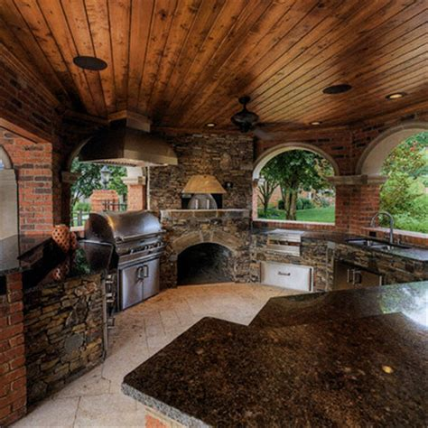 outdoor kitchens traditional outdoor grills other
