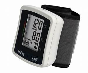 Best Rated In Electric Wrist Blood Pressure Monitors