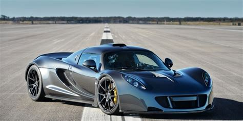 Hennessey Venom Gt Breaks Speed Record, Now World's