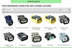 Auto Wiring Harnes Connector Honda