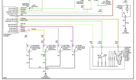 2005 Dodge Ram 3500 Light Wiring Diagram by 2007 Dodge Ram 3500 Blows 15 Fuse For Interior Lights